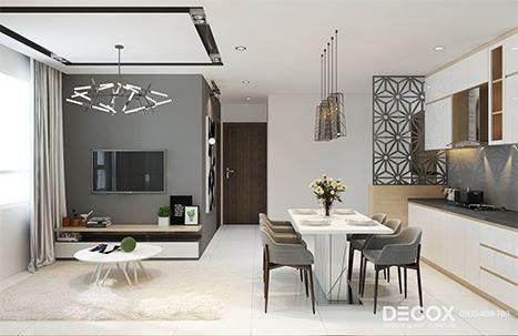 Thiết kế nội thất hợp phong thủy